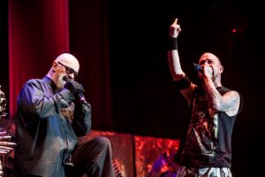 Five Finger Death Punch + Rob Halford = Awesomeness