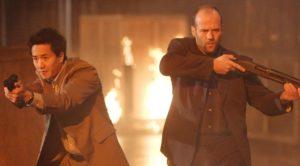 War (2007) Jason Statham vs Jet Li
