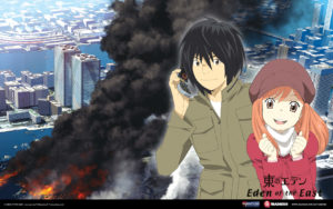 Eden of the East: What Would You Do With ¥10,000,000,000?