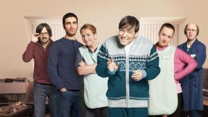 Netflix's Fourth Series: Derek