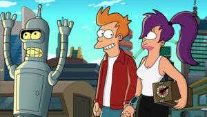 Futurama Series Finale After 13 Years….