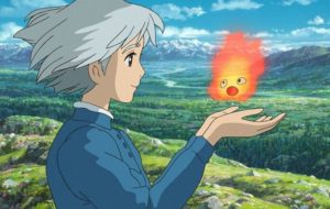 Howl's Moving Castle: A Steam Punk Fantasy