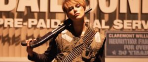 Domino: Kiera Knightly With Guns