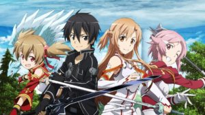 Sword Art Online: The MMORPG That Will Consume You!
