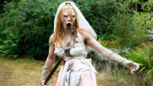 Doghouse: Only Women Become Zombies, Duh!