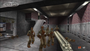 Timesplitters 2: Let's Jump Around Time and Kill Everyone