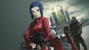 Anime Club: Ghost in the Shell Arise