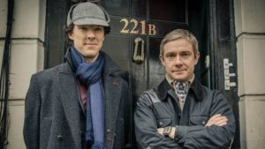 Sherlock: Holmes Portrayed at His Finest