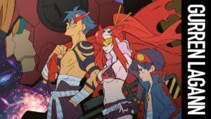 Anime Club: Gurren Laggan