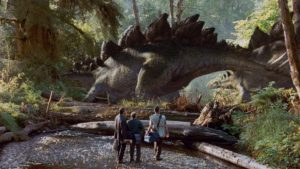 The Lost World: Jurassic Park, San Diego Anyone?