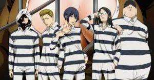Anime Club: Prison School