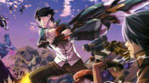 Anime Club: God Eater