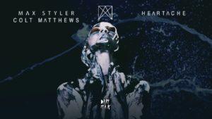 "Dim Mak Presents: Max Styler's ""Heartache Remixes"""