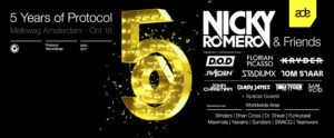 It's Already Been Five Years? Nicky Romero Releases Protocol's Five-Year Celebration EP