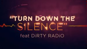 "NEW SINGLE ALERT: The Funk Hunters & DiRTY RADiO ""Turn Down the Silence"""