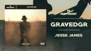 "Jesse James Was a Hardstyle Fiend, GRAVEDGR Releases ""JESSE JAMES"""