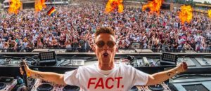 """Distance"" Won't Separate Us, Nicky Romero Drops New Track With Actress/Singer Oliva Holt"