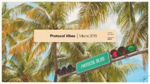 "FESTIVAL SEASON STARTS NOW! Protocol Releases ""Protocol Vibes – Miami 2019"" EP"