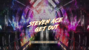 """Steven Ace Makes Official Debut With """"Get Out"""", Newest Addition to CYB3RPVNK Family."""