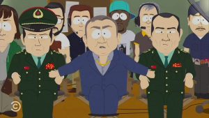"""South Park Takes Aim at China and American Commerce in S23E02, """"Band in China"""""""
